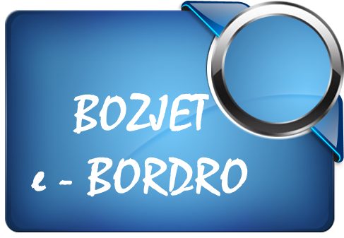 BOZJET E-BORDRO
